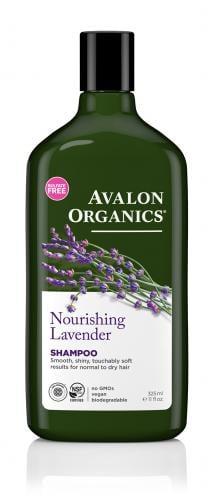 *Avalon Organics Nourishing Lavender Shampoo