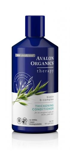 *Avalon Organics Therapy Biotin B-Complex Thickening Conditioner