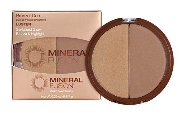 *Mineral Fusion Bronzer, Luster Bronzer duo