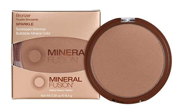 *Mineral Fusion Bronzer, Sparkle Bronzer