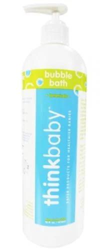*Thinkbaby Bubble Bath