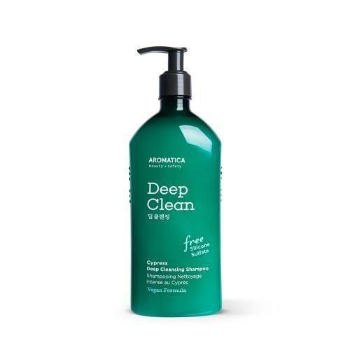 *Aromatica Cypress Deep Cleansing Shampoo