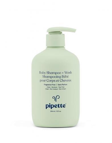 *Pipette Baby Shampoo & Wash