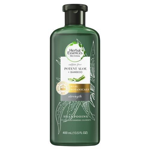 *Herbal Essences Bio:renew Sulfate Free Potent Aloe + Bamboo Strength Shampoo