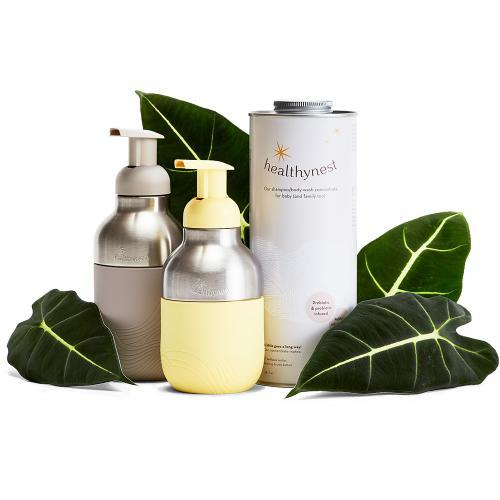 *Healthynest Shampoo & Body Wash Concentrate