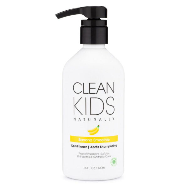 *Clean Kids Naturally Banana Smoothie Conditioner