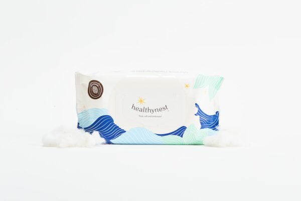 *Healthynest Wet Wipes