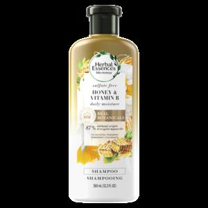*Herbal Essences Bio:Renew Sulfate Free Honey & Vitamin B Shampoo