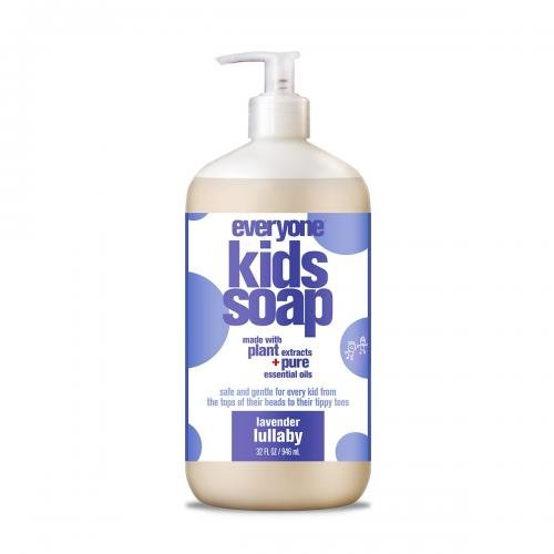 *Everyone Kids Soap, Lavender Lullaby