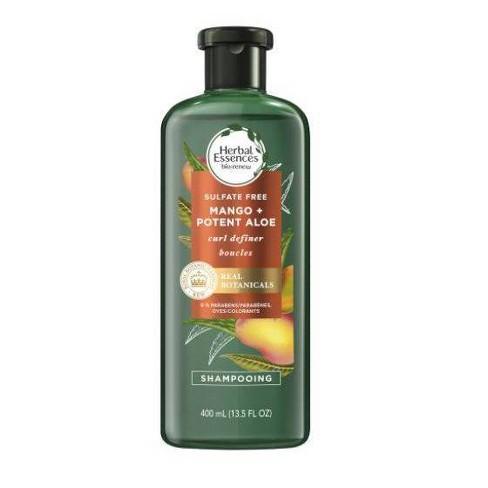 *Herbal Essences Bio:renew Sulfate Free Mango + Potent Aloe Curl Definer Shampoo