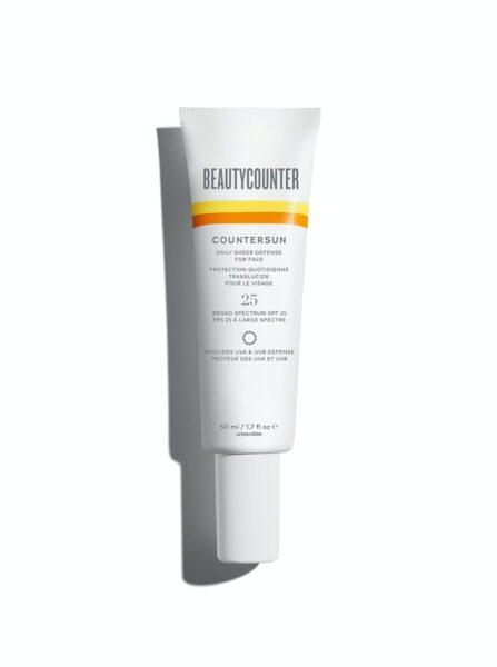*Beautycounter Countersun Daily Sheer Defense For Face – SPF 25