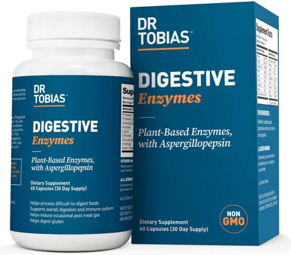 Dr. Tobias Digestive Enzymes (for candida)