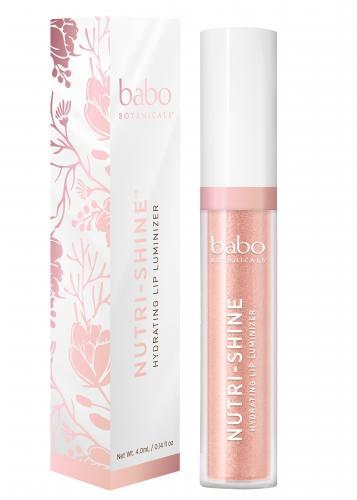 *Babo Botanicals Nutri-Shine Lip Luminizer