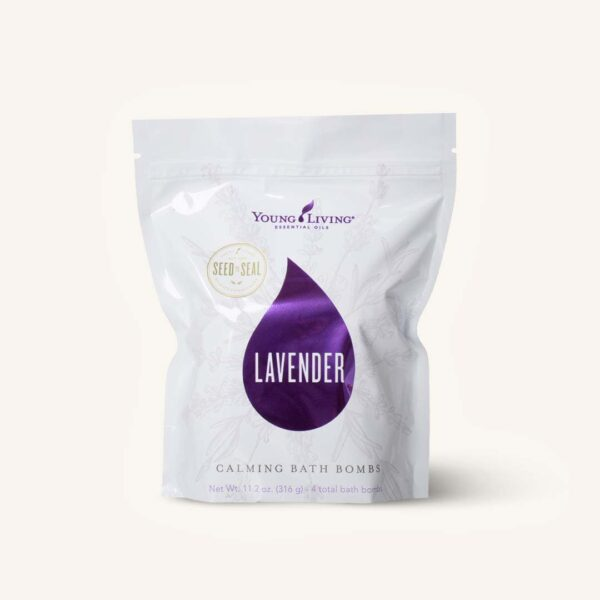 Young Living Lavender Calming Bath Bombs