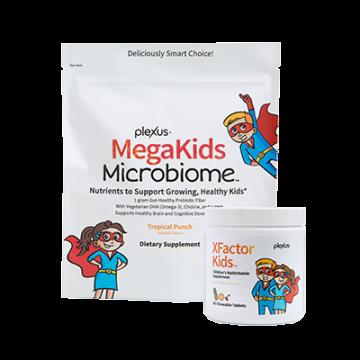 Kids Vitamins, Minerals, Probiotics, Prebiotics, Omegas, DHA