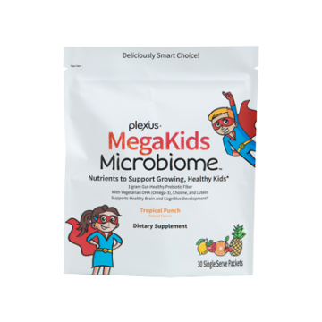 Kids Microbiome, DHA & Omega-3 drink