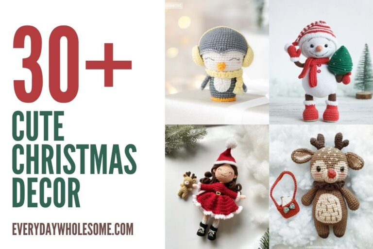 30+ Cute Christmas Decorations